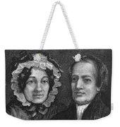 Charles Lamb (1775-1834) Weekender Tote Bag