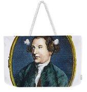 Charles Townshend Weekender Tote Bag