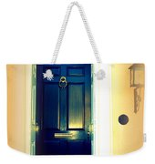 Charleston Door 3 Weekender Tote Bag