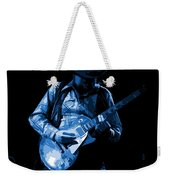 Playing The Blues At Winterland In 1975 Weekender Tote Bag