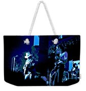 Winterland Blues 1975 Weekender Tote Bag