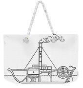 Charlotte Dundas, 1801 Weekender Tote Bag
