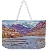 Charting The  Mighty Colorado River Weekender Tote Bag