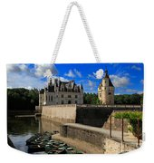 Chateau Chenonceau Loire Valley Weekender Tote Bag