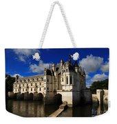 Chateau Chenonceau Weekender Tote Bag