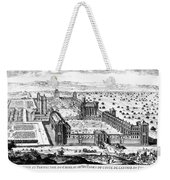 Chateau De Vincennes Weekender Tote Bag