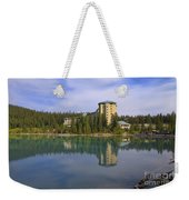 Chateau Lake Louise Weekender Tote Bag