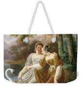 Chatelaines Weekender Tote Bag by Pierre Henri Revoil