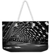 Chatham Dockyard Covered Slip No3 Weekender Tote Bag by Dawn OConnor