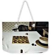 Check Mate Weekender Tote Bag
