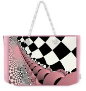 Checkers The Mouse Mechanical Tail Weekender Tote Bag