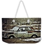 Checkout The Truck Weekender Tote Bag