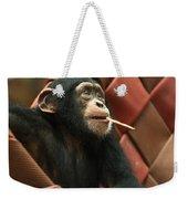 Cheeky Chimp Weekender Tote Bag