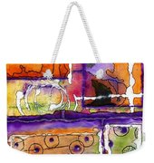 Cheery Thoughts - Warm Wishes Weekender Tote Bag
