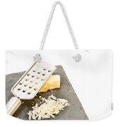 Cheese Grater Weekender Tote Bag