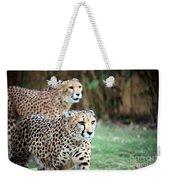 Cheetah Brothers Weekender Tote Bag