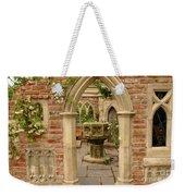Chelsea Stone Archway Weekender Tote Bag