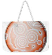 Chemical Waves In Bz Reagent 6 Of 9 Weekender Tote Bag