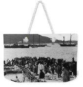 Chemulpo Harbor - Korea - 1903 Weekender Tote Bag