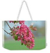 Cherry Blossom Spring Photoart Weekender Tote Bag