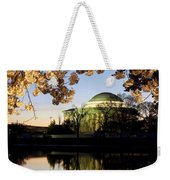 Cherry Blossoms At Dawn Weekender Tote Bag