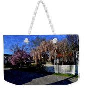 Cherry Blossoms Cbwc Weekender Tote Bag