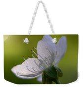 Cherry Flower Weekender Tote Bag
