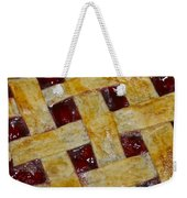 Cherry Pie 3782 Weekender Tote Bag