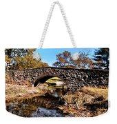 Chester County Bow Bridge Weekender Tote Bag