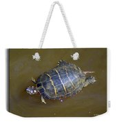Chester River Turtle Weekender Tote Bag by Brian Wallace
