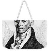 Chevalier De Lamarck Weekender Tote Bag