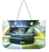 Chevele Super Sport Weekender Tote Bag