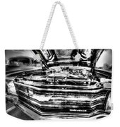 Chevelle - Black And White Weekender Tote Bag