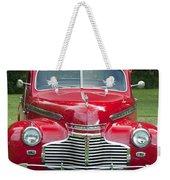 Chevrolet 1941 Weekender Tote Bag