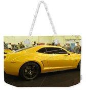 Chevrolet Camaro Bumblebee Weekender Tote Bag