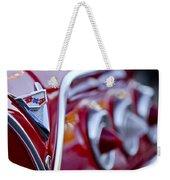 Chevrolet Impala Emblem Weekender Tote Bag
