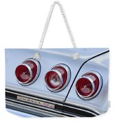 Chevrolet Impala Ss Taillight Weekender Tote Bag