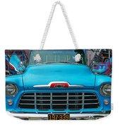 Chevrolet Pick Up Abstract Weekender Tote Bag