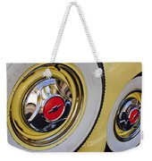 Chevrolet Tires Weekender Tote Bag