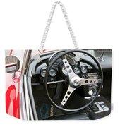 Chevy Corvette Weekender Tote Bag