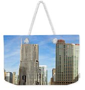 Chicago Panorama 1 Weekender Tote Bag
