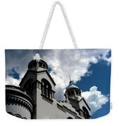 Chiesa Valdese Weekender Tote Bag
