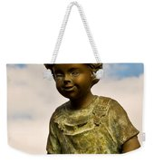 Child In The Clouds Weekender Tote Bag