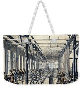 Child Labor, 1845 Weekender Tote Bag