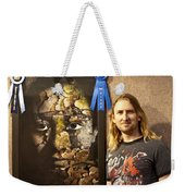 Child Of The Forest - 1st Place. Weekender Tote Bag
