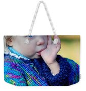 Childhood Weekender Tote Bag