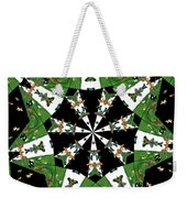 Children Animals Kaleidoscope Weekender Tote Bag