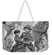Children Dancing Weekender Tote Bag