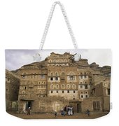 Children Play And Adults Talk Weekender Tote Bag