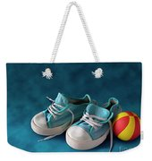 Children Sneakers Weekender Tote Bag